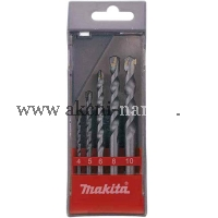 MAKITA Sada vrtáků do kamene D-05175