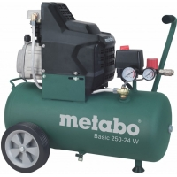 METABO Basic 250-24W kompresor olejový 601533000